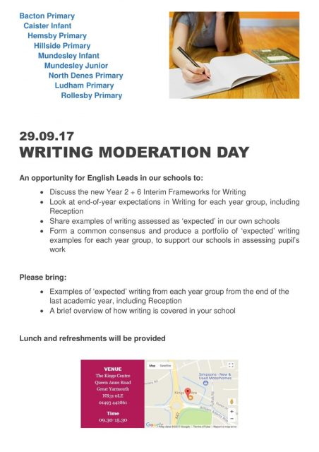 thumbnail of Writing Moderation Day – Broad Horizons MAT